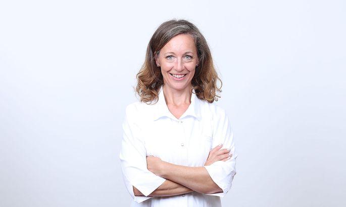 Barbara Hahn ist Pflegedirektorin im St.-Anna-Kinderspital.