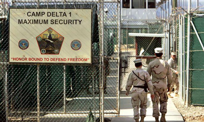 Folter Guantnamo Medikamenten