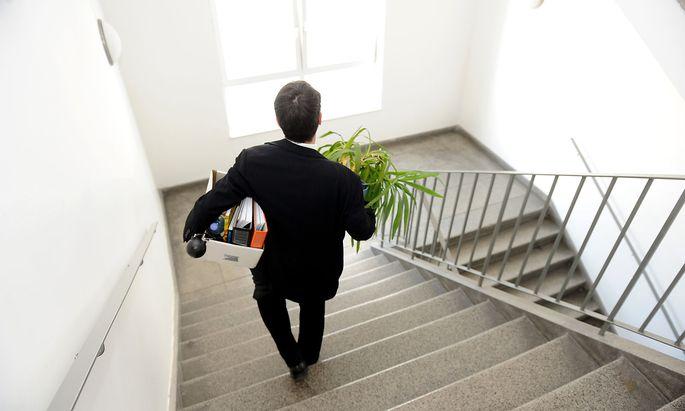 Der Abschied vom gewohnten Arbeitsplatz birgt einige Risiken, in schlechter Erinnerung bewahrt zu werden.