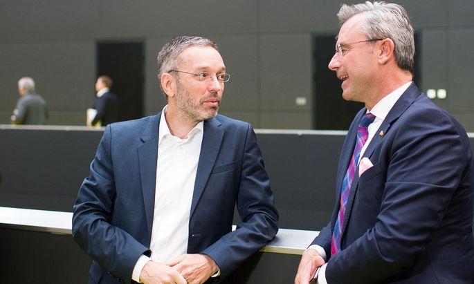 Wer tritt bei der nächsten Wahl als FPÖ-Spitzenkandidat an? Dies werde entschieden, wenn es soweit ist, betont Norbert Hofer.