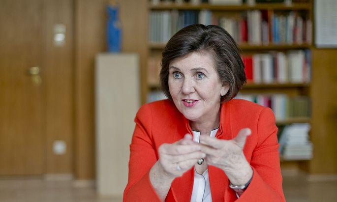 Helga Rabl-Stadler ist seit 25 Jahren Festspielpräsidentin.