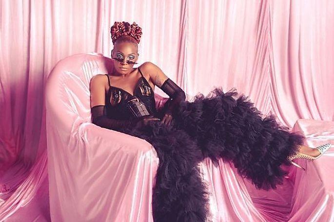 R&B-Sängerin Dawn Richard