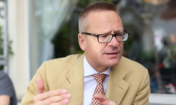 MMH-Chef Richard Stralz: Größte Investition in der Unternehmensgeschichte