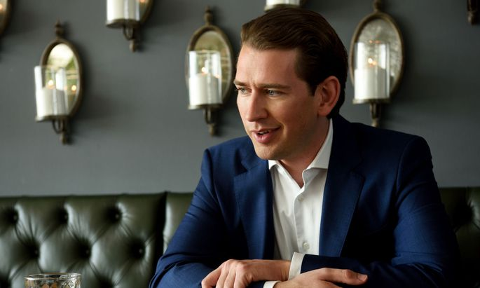 ÖVP-Obmann Sebastian Kurz