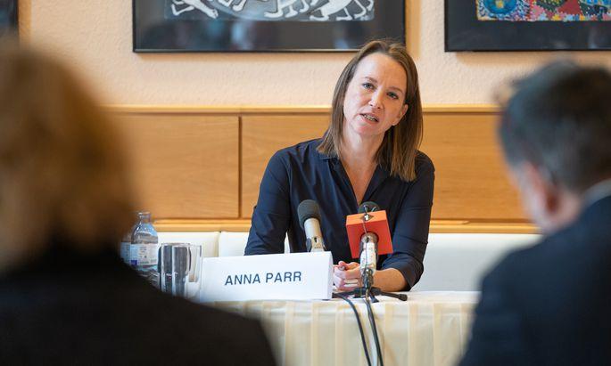 Die neue Caritas-Generalsekretärin Anna Parr.