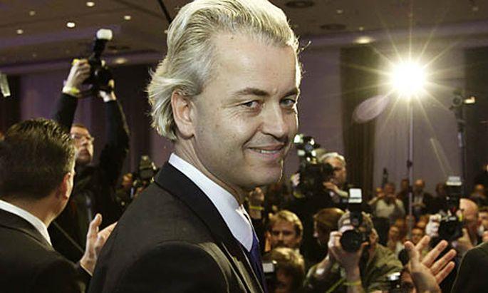 Niederlande Christdemokraten uneins ueber