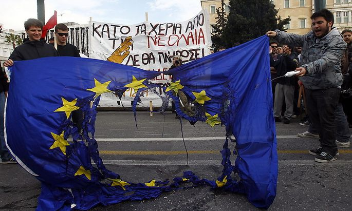GREECE EDUCATION PROTEST