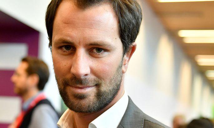 SPOe-BUNDEDer designierte Tiroler SPÖ-Vorsitzende Georg Dornauer SPARTEITAG IN WELS: DORNAUER (SPOe)