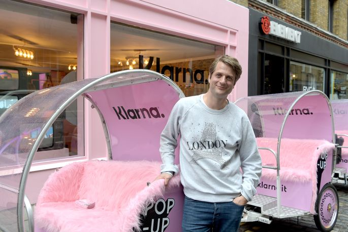 Official Launch Of The Klarna Pop-Up