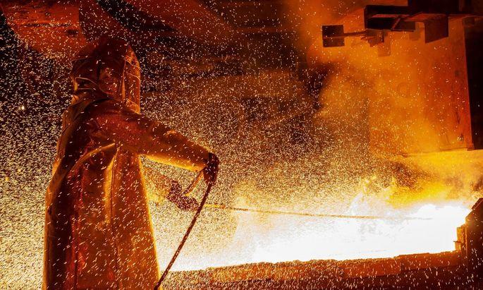 Rhodium fällt als Nebenprodukt beim Abbau von Platin und Nickel an. Der Preis ist eine heiße Sache