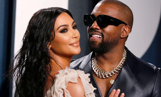 Kim Kardashian und Kanye West heirateten 2014.