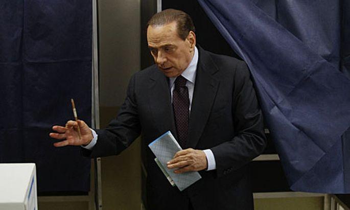 Einseitige Wahlberichte Italiens Tagesschauen