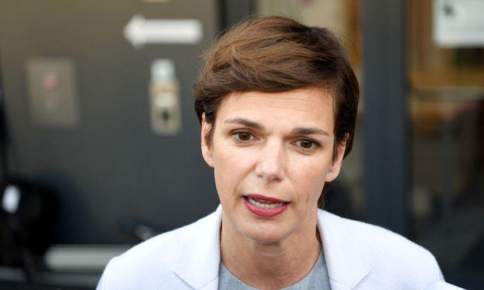 Die designierte SPÖ-Vorsitzende Pamela Rendi-Wagner.