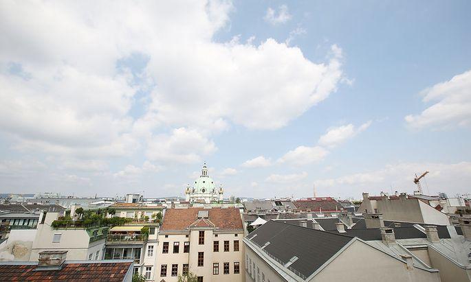 Die Preise in Wien steigen weiter.