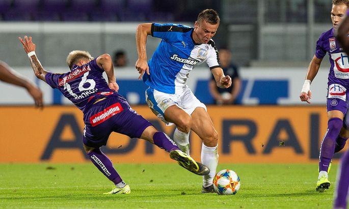 SOCCER - UEFA EL quali, A.Wien vs Limassol