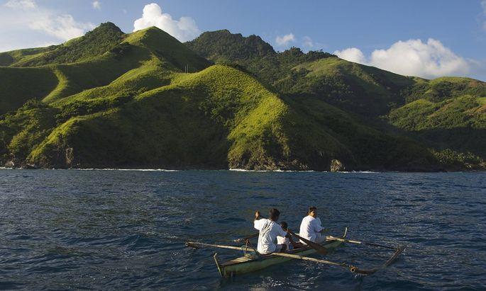 Die Agta leben vorwiegend in den abgesonderten Bergregionen der Insel Luzon auf den Philippinen.