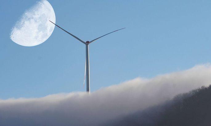 Windkraftanlagen produzieren nicht nur Strom, sondern auch eine Menge Daten.