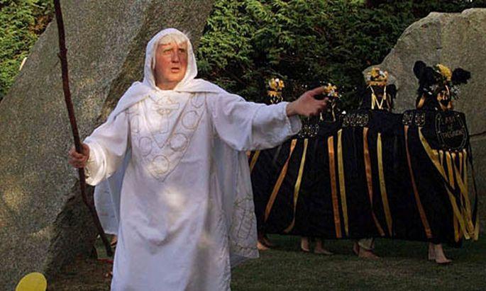Grossbritannien erkennt Druidentum Religion