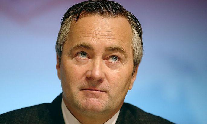 Der ehemalige Telekom-Austria-Chef Hannes Ametsreiter.