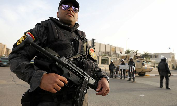 Checkpoint in Kairo