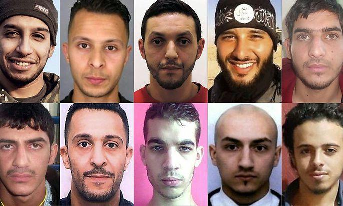Die Terroristen von Paris werden vom IS für Propagandazwecke verwendet.