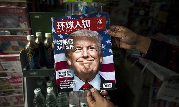 Peking mahnt Washington zu Vorsicht.