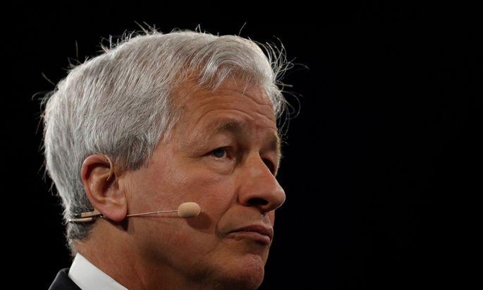 JP Morgan-Chef Jamie Dimon meldet Rekordgewinn