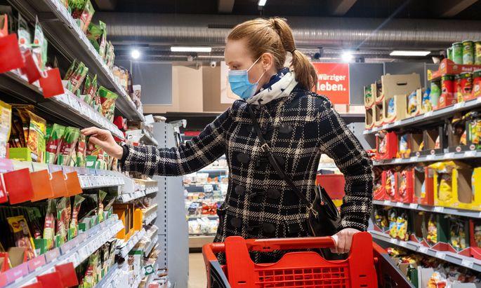 Die hohe Ladendichte in Österreich macht Onlinebestellungen unwirtschaftlich.
