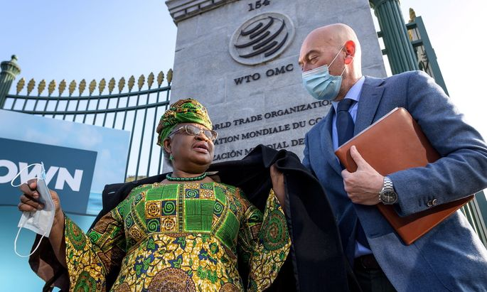 Ngozi Okonjo-Iweala tritt ihr Amt als WTO-Chefin an