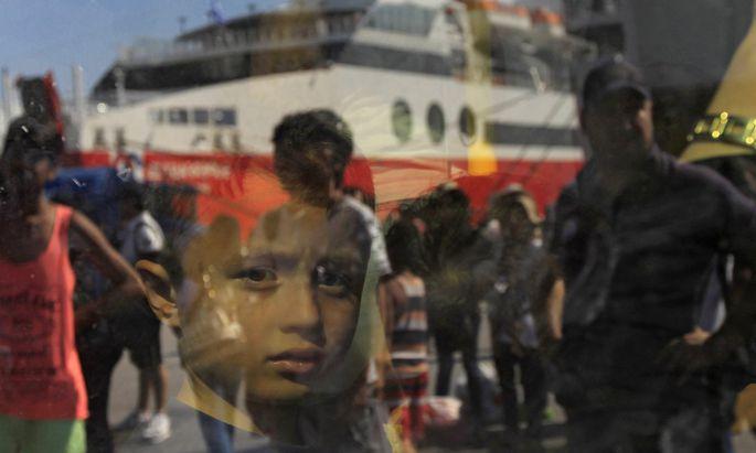 epaselect GREECE REFUGEES MIGRATION CRISIS