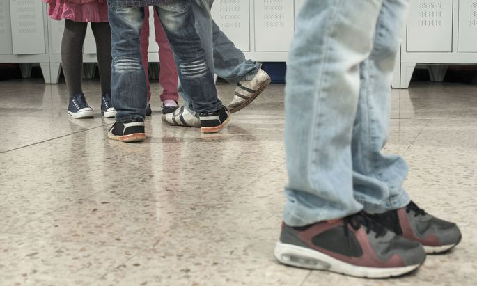 Die Gruppe der 14- bis 16-Jährigen ist generell am stärksten von Mobbing betroffen.