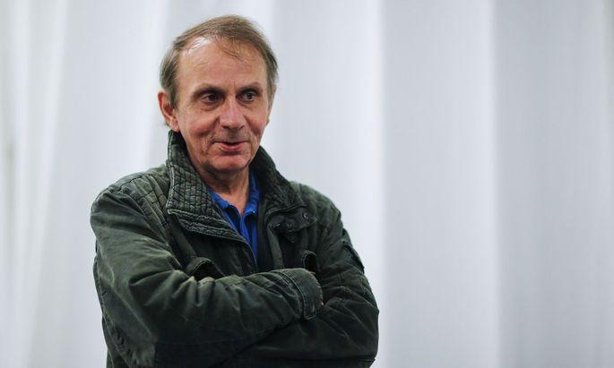Der französische Starautor erhält den Österreichischen Staatspreis für Europäische Literatur. (Archivbild)