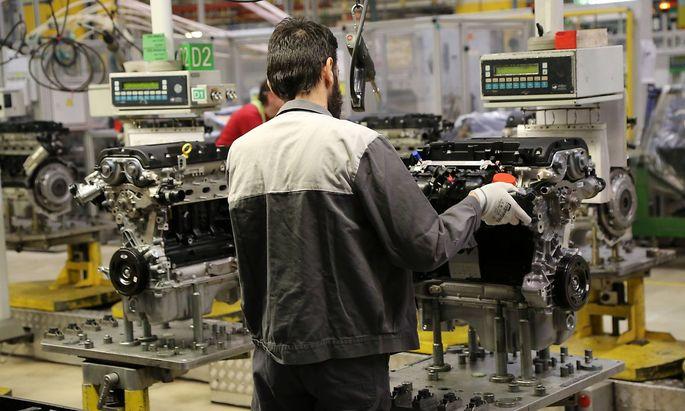 Opel Werk in Wien Aspern Wien, Opel Werk, 31. 03. 2017 Opel Werk in Wien Aspern