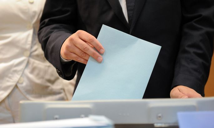 Die Wien-Wahl findet am 11. Oktober statt.