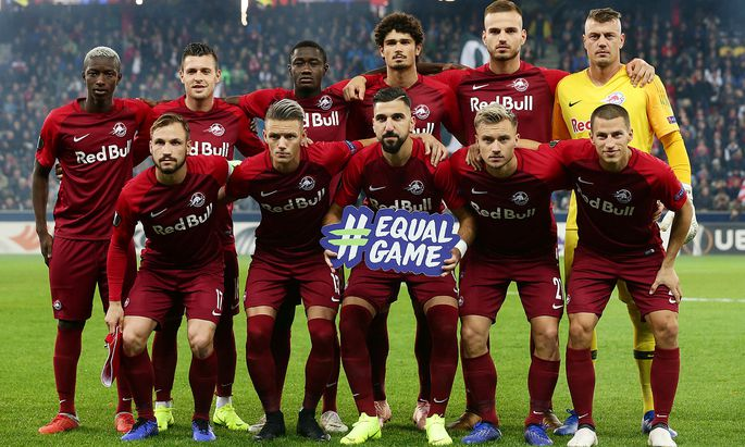Europa League - Group Stage - Group B - RB Salzburg v Rosenborg