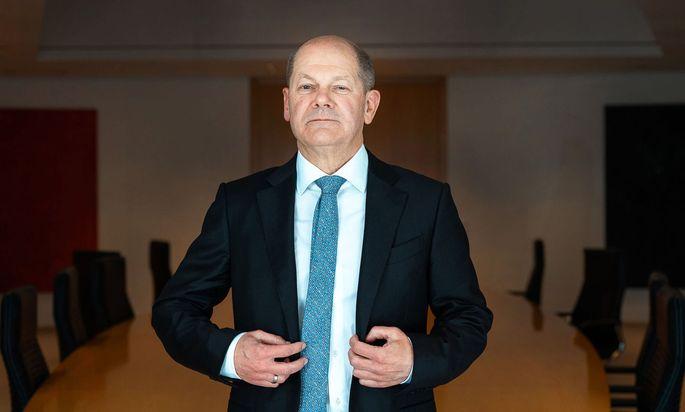 Olaf Scholz (SPD) - Bundesfinanzminister