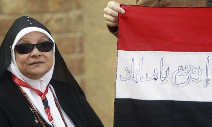 aegypten Wachsende Angst Gottesstaat