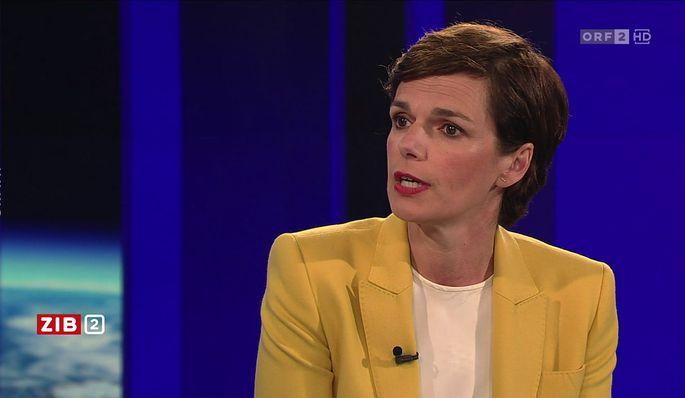 """Die SPÖ-Parteichefin zeigt sich in der """"ZiB 2"""" am Freitag nach Gerüchten um eine Ablöse kämpferisch."""