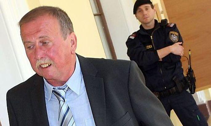 Ludwig Koch bei einem Gerichtstermin im Mai 2008.