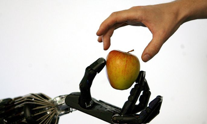 BioRob ndash dritte Hand