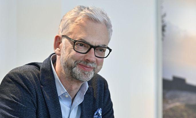 ++ ARCHIVBILD ++ VERBUND-VIZE STRUGL FOLGT ANZENGRUBER ANFANG 2021 ALS NEUER CEO