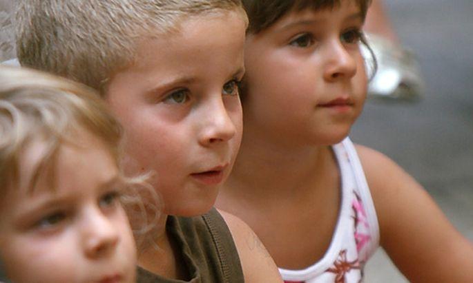 Opposition blockiert Verankerung der Kinderrechte