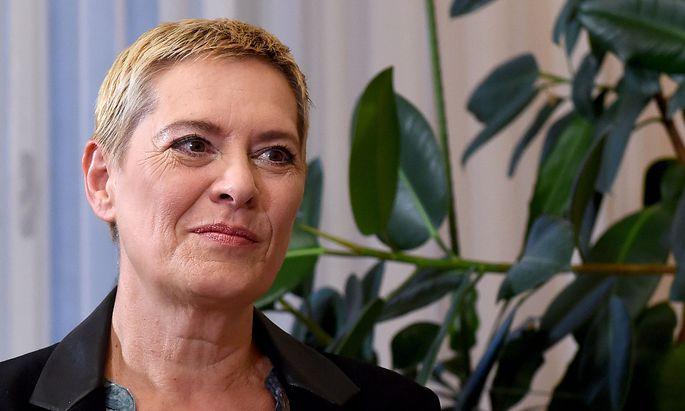 """""""Alkoholkrankheit wird man mit einem Verbot nicht los"""", sagt die Bezirksvorsteherin der Leopoldstadt, die Grüne Uschi Lichtenegger."""
