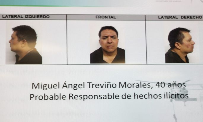 Mexiko Chef Drogenkartell Zetas