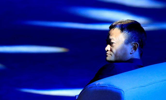 Jack Ma wurde ruhig gestellt
