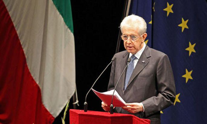 Italien ringt Reform Arbeitsmarkts
