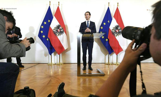 Bundeskanzler Sebastian Kurz, ÖVP