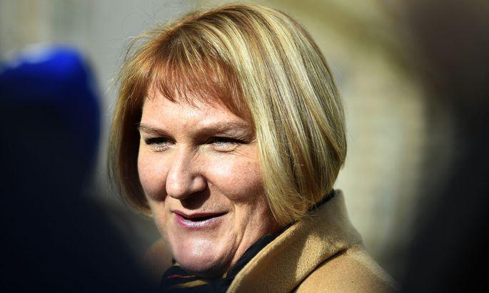 Grüne-Spitzenkandidatin Helga Krismer