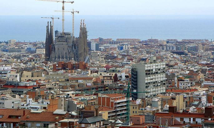Symbolbild Barcelona.