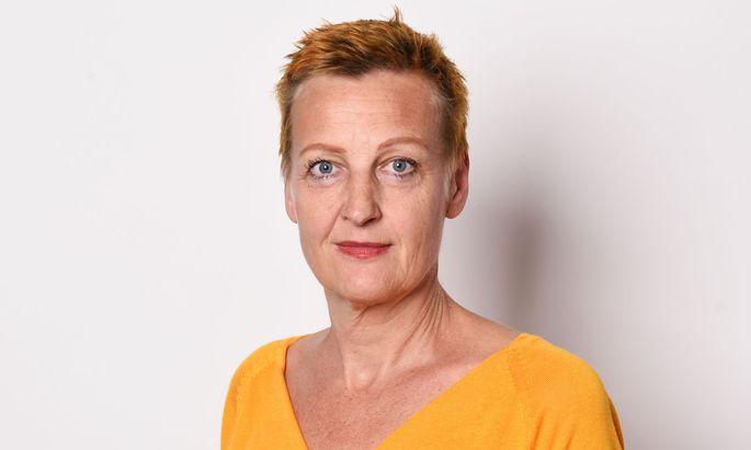 Grünen-Bildungssprecherin Sibylle Hamann